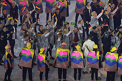 Germany, Opening ceremony<br /> Olympic Games Rio 2016<br /> © Hippo Foto - Dirk Caremans<br /> 05/08/16