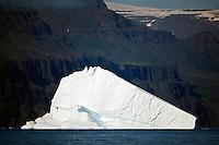 qeqertarsuaq; discobay; Greenland; iceberg