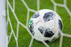 Ball during training of NK Olimpija Ljubljana , on June 13, 2018 in Sports park Siska, Ljubljana, Ljubljana, Slovenia. Photo by Ziga Zupan / Sportida