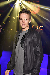 Dan Olsen at the Warner Music & Ciroc Brit Awards party, Freemasons Hall, 60 Great Queen Street, London England. 22 February 2017.