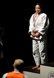 14-11-2009 JUDO: NK JUDO DAMES: ROTTERDAM <br /> Lilo Schultz (-48 kg)<br /> ©2009-WWW.FOTOHOOGENDOORN.NL