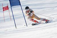 Gunstock Ski Club's Tecnica Cup alpine ski race January 26, 2013..Karen Bobotas photographer