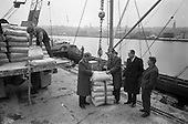 1963 - Nitra-Shell 23 cargo discharged at New Ross, Co. Wexford