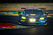 June 13-18, 2017. 24 hours of Le Mans. 90 TF Sport, Aston Martin Vantage GTE, Salih Yoluc, Euan Hankey, Rob Bell