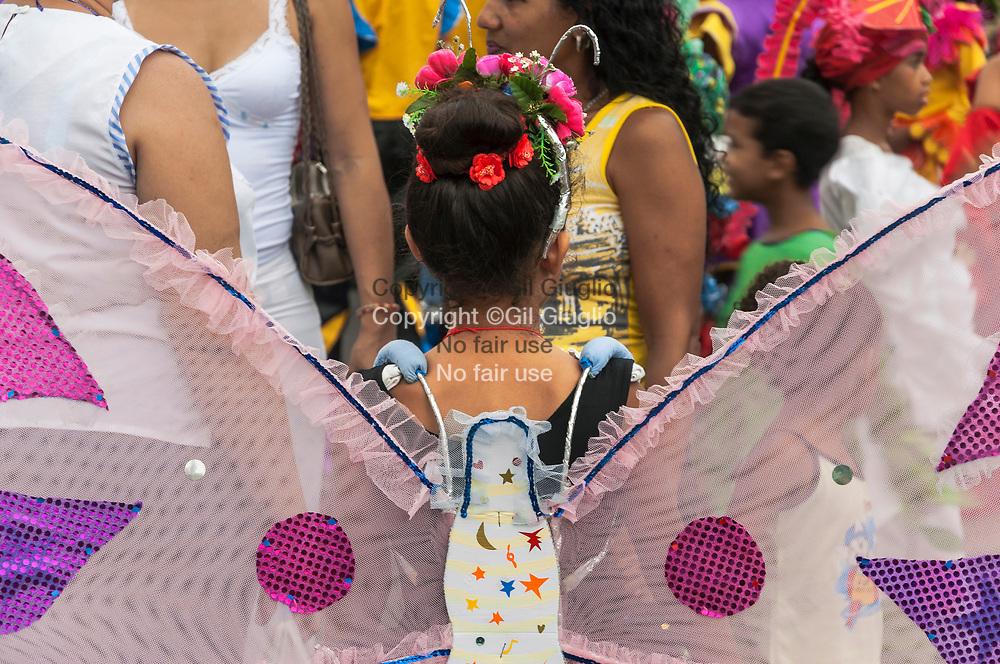 Cuba, Santiago de Cuba, Carnaval dans la vieille ville // Cuba, Santiago de Cuba, Carnival in old city center