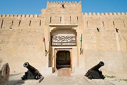 Dubai Museum in United Arab Emirates