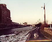 Old Dublin Amature Photos February 1984 WITH, Brian Boru Pub, Cross Guns Bridge, Ranks Mill, Shandon Park Mills, Drumcondra, Whitehall, Rd, Rathoath Finglas, Sign Post, TV Picture Portugal, Gratton Motors, Blue Hous, Mrs Cleary, Fogertys Pub, Mount St, Old amateur photos of Dublin streets churches, cars, lanes, roads, shops schools, hospitals Philipstown HSE Stilorgan Rd Bridgfoot St Camden st, Corrig St, Poolbeg St Mulligans, North Clarence St woorkhouse, Richmond Rd Ballsbridge Irishtown shop, Clarkes Pub, Rialto Batu St Gleesons Rock Rd Booterstown George Avenue Blackrock  February 1983