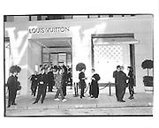 Louis Vuitton store, P.Marino© Copyright Photograph by Dafydd Jones 66 Stockwell Park Rd. London SW9 0DA Tel 020 7733 0108 www.dafjones.com