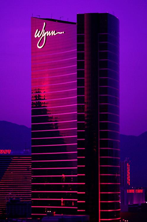 The Wynn Resort and Casino in Las Vegas, Nevada is owned by Steve Wynn.