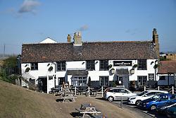 Canvey Island, Essex UK - Lobster Shack pub