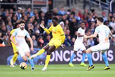Marseille vs Nantes 29 April 2019