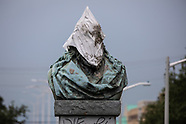 Confederate Statue Vandalized