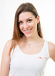 Mateja Lukan na izboru za Miss Sporta Slovenije 2014, on February 11, 2014 in Ljubljana, Slovenia. Photo by Vid Ponikvar / Sportida