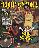 August 18, 2021 - USA: Silk Sonic Covers Rolling Stone Magazine