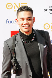 March 30, 2019 - Los Angeles, California, USA - LOS ANGELES, CA - MAR 29: Roshon Fegan  attends the 50th NAACP Image Awards Non-Televised Dinner at The Berverly Hilton on March 29 2019 in Los Angeles CA. Credit: CraSH/imageSPACE/MediaPunch (Credit Image: © Imagespace via ZUMA Wire)