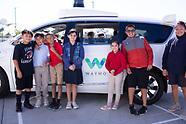 Waymo and Arizona Diamondbacks at Frank Elementary