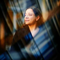 Anne Rothenbuhler, docteure en histoire, et Chargee d'etude laicite à la DGESCO (direction generale de l'enseignement scolaire). Paris, France. 21 janvier 2018.