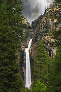 Yosemite Falls, Yosemite National Park, California USA