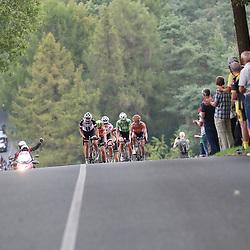 29-08-2018: Wielrennen: Ladies Tour: Nijmegen<br />Kopgroep op de Zevenheuvelenweg