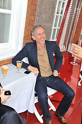 PATRICK COX at a lunch to celebrate the the Lulu & Co Autumn/Winter 2011 collection held at Harry's Bar, 26 South Audley Street, London W1 on 21st June 2011.