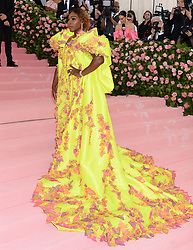 The 2019 Met Gala Celebrating Camp: Notes on Fashion - Arrivals. 06 May 2019 Pictured: Serena Williams. Photo credit: MEGA TheMegaAgency.com +1 888 505 6342