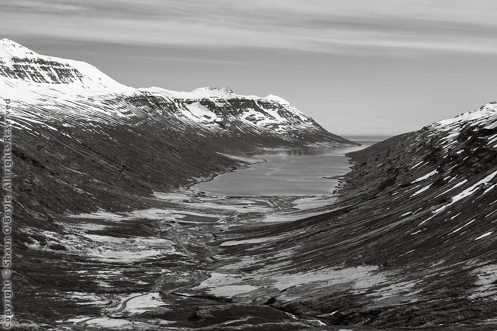 Mjoifjordur, East Iceland