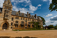 Christchurch Oxford University  during lockdown 2020 photo by Mark Anton Smith