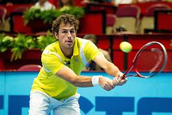 20-10-2013 TENNIS: ATP ERSTE BANK OPEN: WENEN<br /> Robin Haase (NED)<br /> ***NETHERLANDS ONLY***<br /> ©2013-FotoHoogendoorn.nl