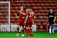 Walsall v U23 Middlesbrough 091018