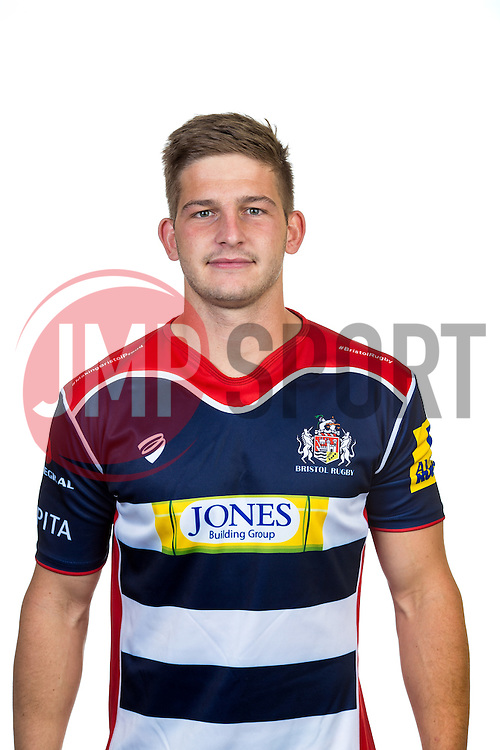 Auguy Slowik of Bristol Rugby - Rogan Thomson/JMP - 22/08/2016 - RUGBY UNION - Clifton Rugby Club - Bristol, England - Bristol Rugby Media Day 2016/17.