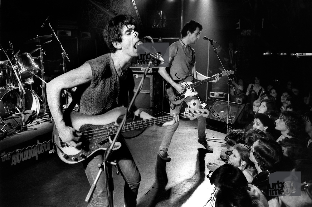 The Stranglers live in London 1981