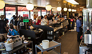 Saraland Alabama, May 20, 2018, Protesters take over the Saraland Waffle  where  after a March for Justice for  Chikesia Clemons  was arrested, after a March for Justice for  Chikesia Clemons where supporters called on the police to drop all charges against her.