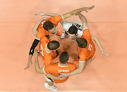 02-01-2020 SLO: Slovenia - Netherlands, Maribor<br /> Team Netherland during friendly volleyball match between National Men teams of Slovenia and Netherlands