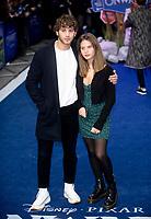 Eyal Booker  at the 'Onward' film premiere, Curzon Mayfair, London, UK - 23 Feb 2020 photo by Brian Jordan