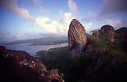 Sokehs Rock, Pohnpei, Micronesia<br />