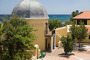 Octagon Museum at the Avila Hotel, Curacao