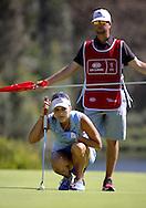 29 MAR15 Lexi Thompson during Sunday's Final Round of The KIA Classic at Aviara Golf Club in LaCosta, California. (photo credit : kenneth e. dennis/kendennisphoto.com)