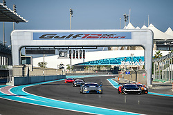 December 15, 2018 - Abu Dhabi, EMIRATS ARABES UNIS - 33 KESSEL RACING FERRARI 488 GT3 AM FONS SCHELTEMA (NET) RICK LOVAT (CAN) MURAT CUHADAROGLU (TUR) NIKI CADEI  (Credit Image: © Panoramic via ZUMA Press)