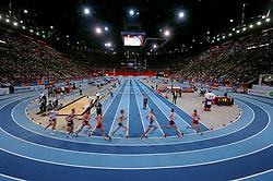06-03-2011 ATHELETICS: EUROPEAN ATHLETICS INDOOR CHAMPIONSHIPS: PARIS<br /> European Athletics Indoor Championships Paris / Palais Omnisport Paris-Bercy<br /> © Ronald Hoogendoorn Photography