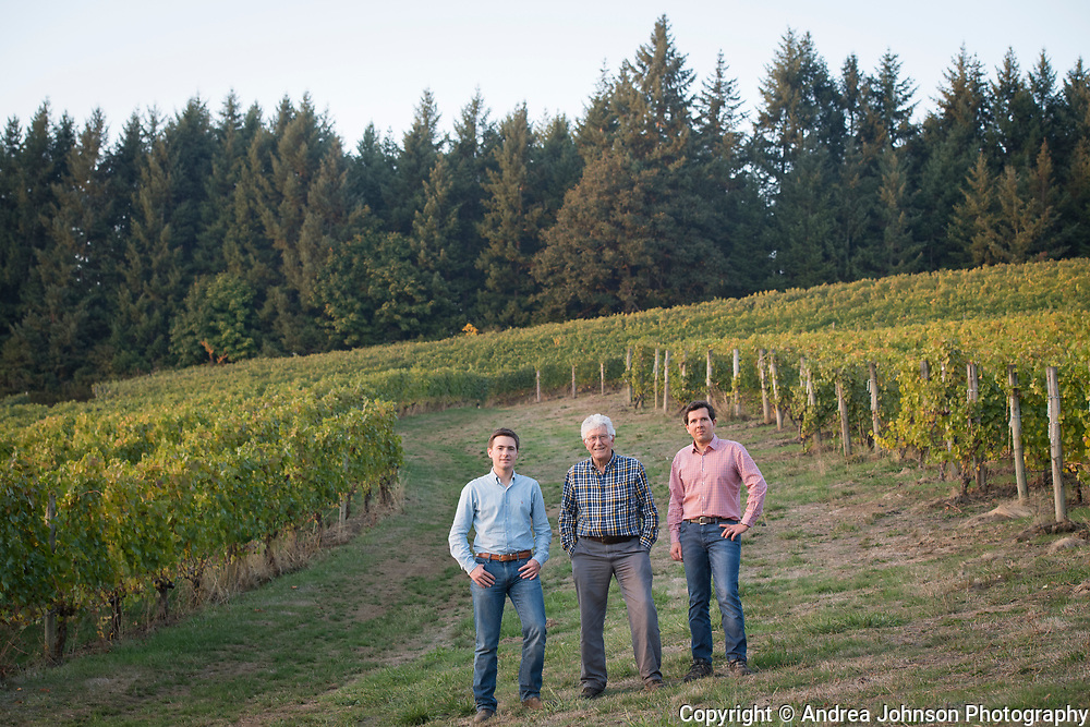 Jacques Lardiere, Guillaume Large, & Thibault Gagey, RÉSONANCE, Yamhill-Carlton AVA, Willamette Valley, Oregon