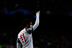May 1, 2019 - Barcelona, BARCELONA, Spain - 11 Mohamed Salah of Liverpool FC during the UEFA Champions League first leg match of Semi final between FC Barcelona and Liverpool FC in Camp Nou Stadium in Barcelona 01 of May of 2019, Spain. (Credit Image: © AFP7 via ZUMA Wire)