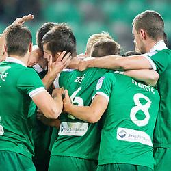 20140913: SLO, Football - Prva liga Telekom Slovenije, NK Olimpija Ljubljana vs NK Zavrc