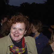 Opening Utrechts Filmfestival, premiere de Grot, Jeltje van Nieuwenhoven