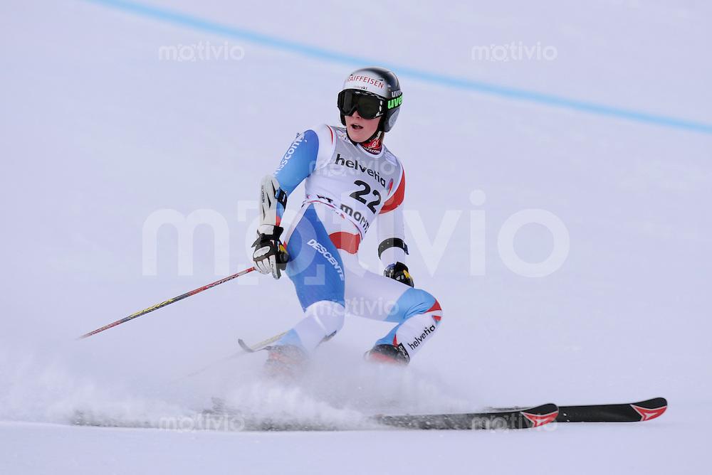 Ski Alpin  Weltcup  Frauen  Saison  2010/2011   12.12.2010 Riesenslalom Lara GUT (SUI) belegt Platz 16.