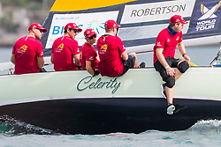 Bermuda Gold Cup and Open Match Racing World Championship. Royal Bermuda Yacht Club, Hamilton, Bermuda. Day Two. 27th October 2020.
