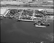 "Ackroyd 16763-5. ""Stock Aerials. June 5, 1970"" ""Schnitzer. American Ship Dismantling"""