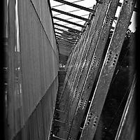 The Bridge at Castle Frank Station