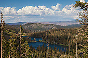 Mammoth Mountain Lakes Basin, Inyo National Forest, California, USA