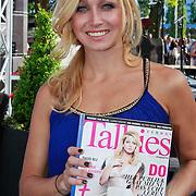 NLD/Rijswijk/20110601 - Uitreiking Talkies Terras Award 2011, Do, Dominique van Hulst