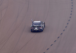 March 9, 2019 - Phoenix, Arizona, U.S. - PHOENIX, AZ - MARCH 09:  Kyle Busch (18) Extreme Concepts/iK9 Toyota takes a victory lap after winning  the NASCAR Xfinity iK9 Service Dog 200 race on March 09, 2019 at ISM Raceway in Phoenix, AZ.  (Photo by Lyle Setter/Icon Sportswire) (Credit Image: © Lyle Setter/Icon SMI via ZUMA Press)